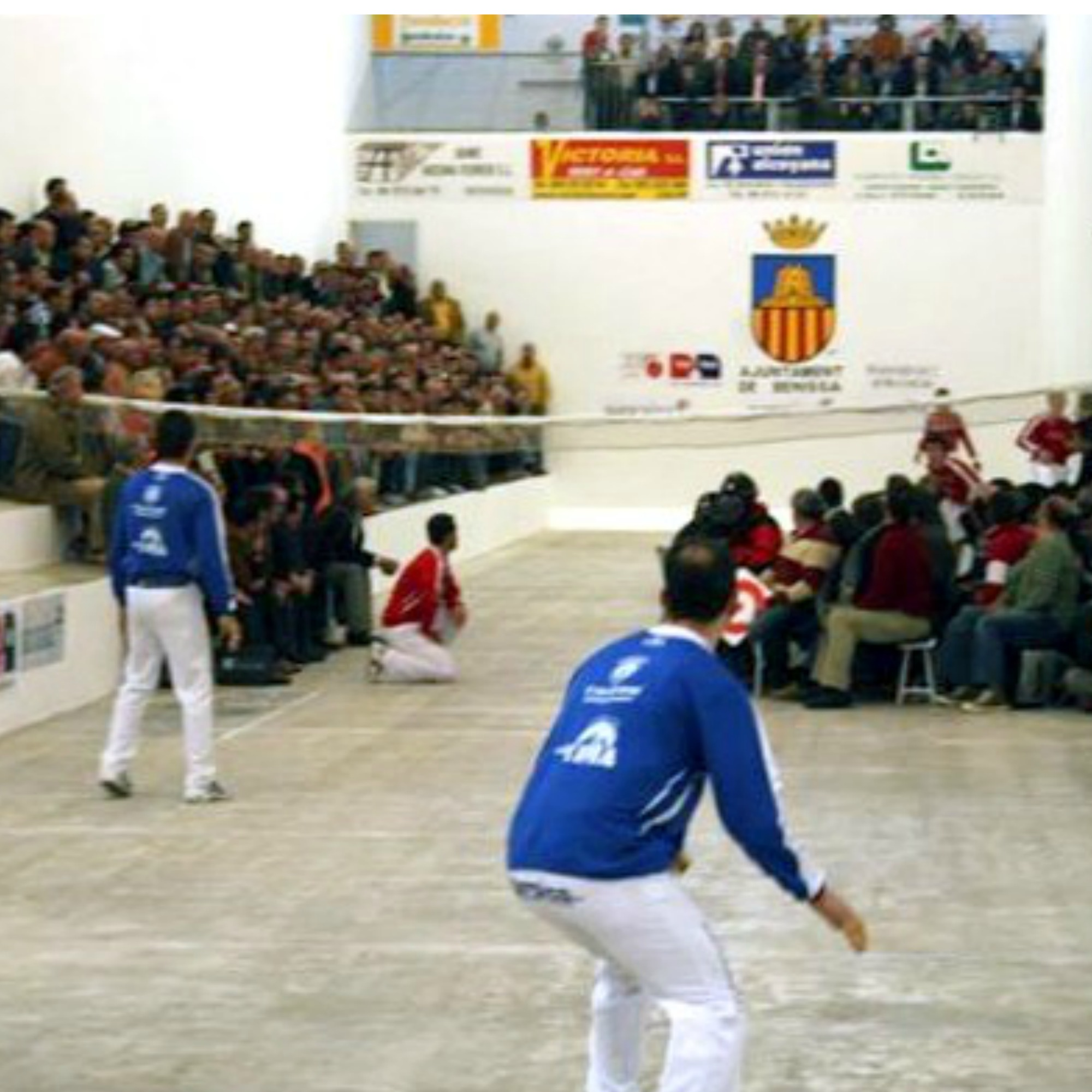 "Valencian Ball-game club  ""futur"""